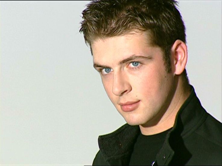 Mark Feehily. I remember he was my ultimate crush in elementary haha. He's the boy next door of Westlife and right now I'm actually wondering if he's a gay.