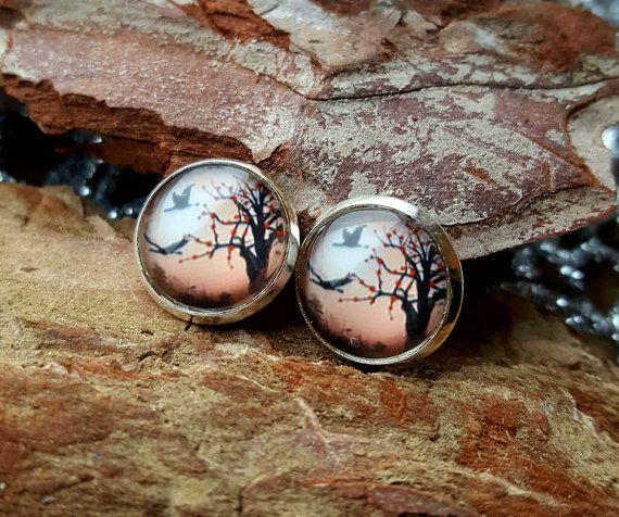 Wunderschöne Ohrringe Ringe Ohr Stecker von BeautyshotsJewelrys