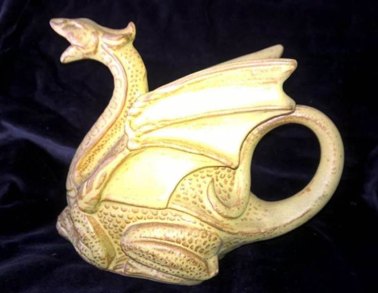 Vintage Stonebridge Pottery England Mythical Dragon Teapot | Collectables | Gumtree Australia Ipswich South - Canungra | 1168676976