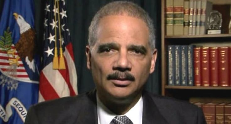 Former AG Eric Holder sends mysterious 3 a.m. tweet telling DOJ staff to 'be prepared, be strong'