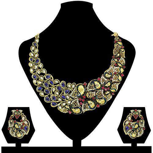 Beautiful Bollywood Designer Kundan Gold Plated Belu Colo... https://www.amazon.com/dp/B01N3YB7ND/ref=cm_sw_r_pi_dp_x_-OOSybV8CY0H9
