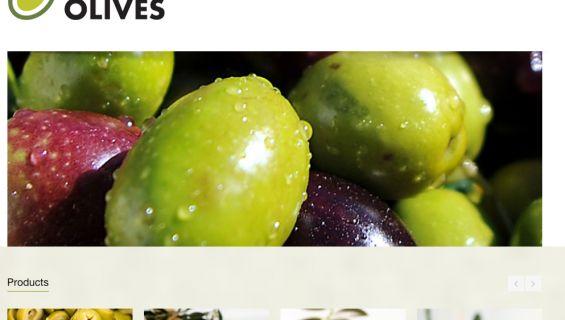 κατασκευή ιστοσελίδων Θεσσαλονίκη Chalkidiki Greek Olives