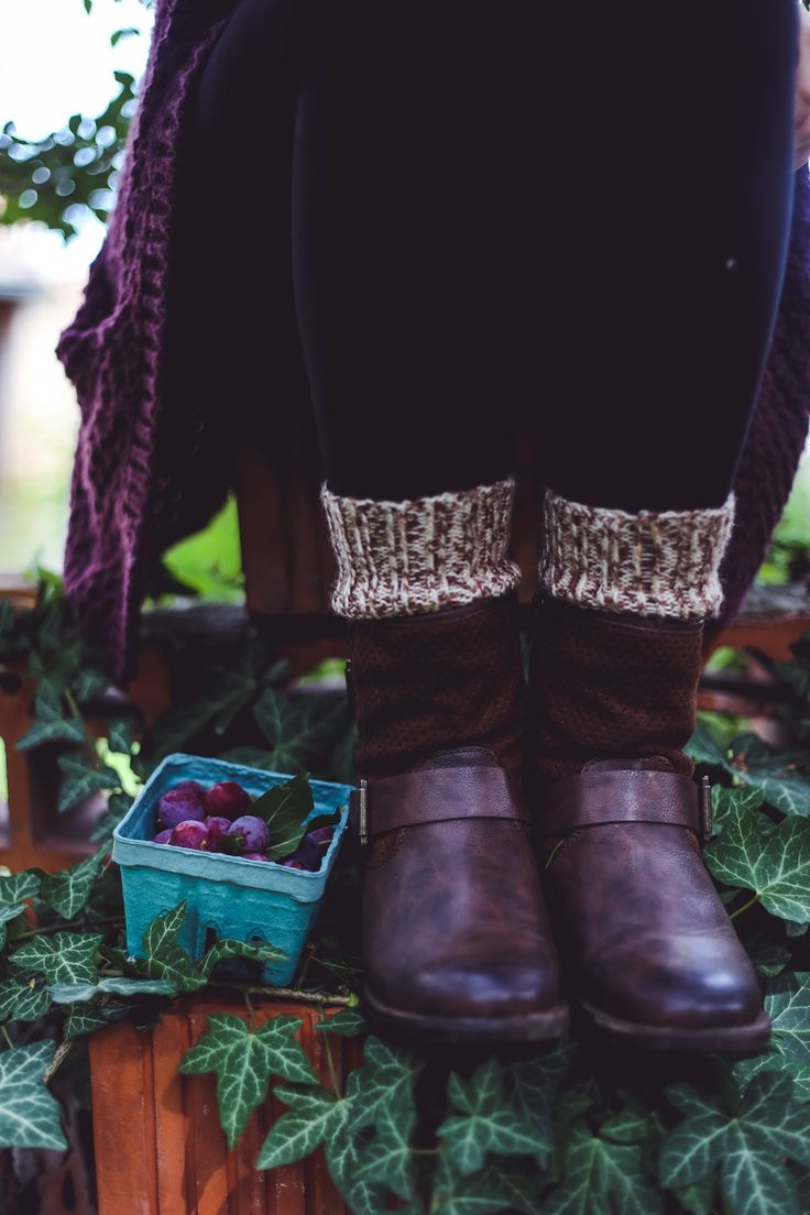 Fall Boots Outfit