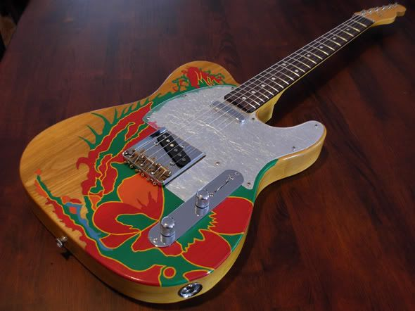 replica jimmy page telecaster guitar related pinterest art jeff beck and jimmy page. Black Bedroom Furniture Sets. Home Design Ideas