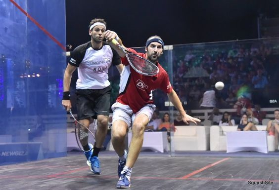 When the ball gets out in front of you or comes down the middle, you have use your hands to guide the ball to the corners.   Practice by getting a coach or training partner to feed difficult balls at your body. It will help in your game play.  Please like and share!  To learn more visit: https://squashskills.com/squash:playlists  #squash #SquashSkills #psa #psaworldtour #coaching