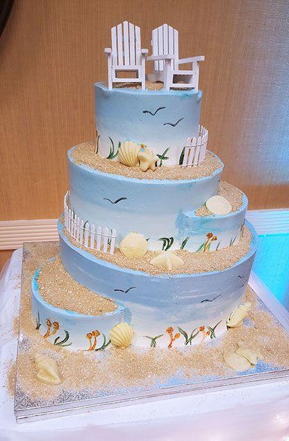 Wedding Cakes   Pawleys Island Bakery