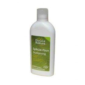 Shampoing Anti Poux DOUCE NATURE efficace et naturel.
