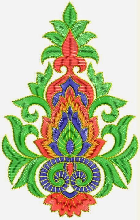 kleurvolle Patch