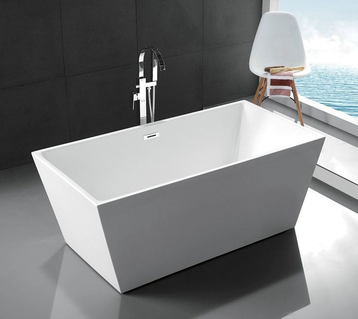 17 best images about tubs on pinterest for Best acrylic bathtubs