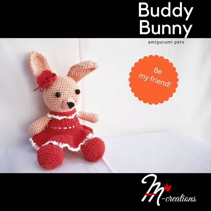 Excited to share the latest addition to my #etsy shop: Buddy bunny #toys #handmadegifts #yarnanimals #gifts #yarnspirations #yarnstories #yarnart #handmadegiftsideas #handmade #babyshower #babygifts #babygift #baby #babygiftideas #babygiftshop #newborn #babygiftsg #babygiftidea #babygiftsets #babygiftsph https://etsy.me/2JnoWNL