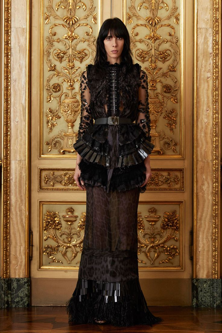 Roberto Cavalli Fall 2017 Ready-to-Wear Collection Photos - Vogue