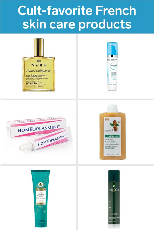 6cb6a486151c 17 cult-favorite French pharmacy skin-care products you can buy ...