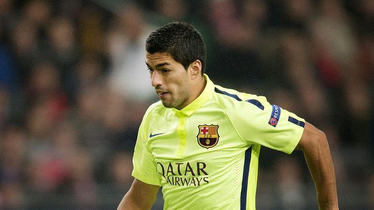 Skuad Manchester City Tawarkan Harga Untuk Luis Suarez - Club tim besar Inggris, Manchester City