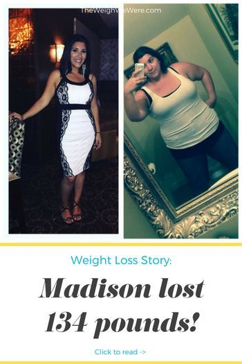 Great weight loss surgery success story! Read before and after fitness transformation stories from women and men who hit weight loss goals and got THAT BODY with training and meal prep. Find inspiration, motivation, and workout tips | 134 Pounds Lost: The