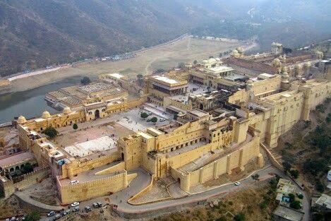 Amber Fort in Jaipur, Rājasthān