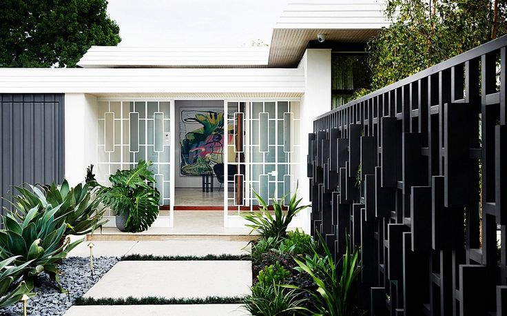 Mid-century architecture: Let's fall in love with this amazing interior design project!