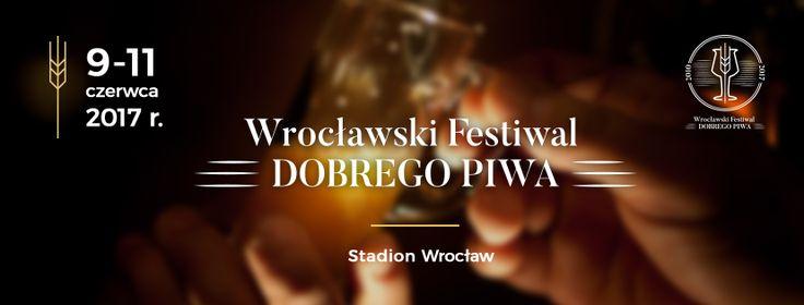 Dla fanów chmielowych trunków, we Wrocławiu będzie Festiwal Dobrego Piwa ! :-)  Więcej tutaj: http://www.festiwaldobregopiwa.pl #silfor #piwo #wroclaw