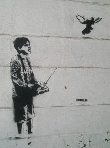 street art by Dolk in Paris. 000
