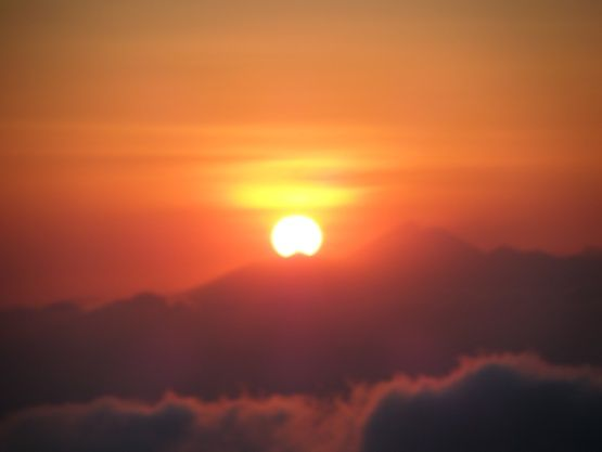 Mt. Batur Sunrise (Volcanic Exploration)