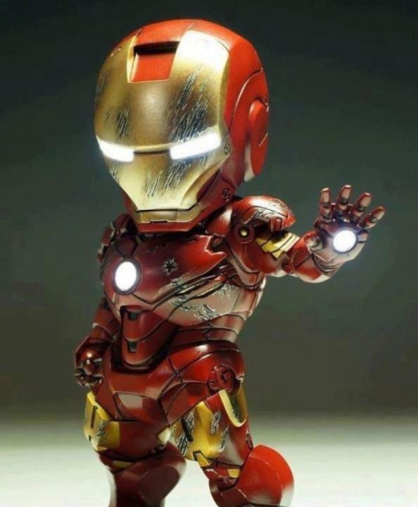 Baby Ironman!  #ironman