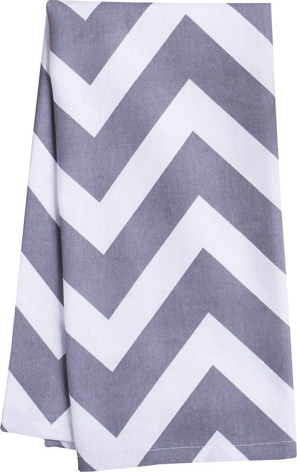 Chevron Kitchen Towel
