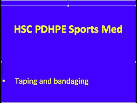 HSC PDHPE Core 1 - Identifying Priority Health Issues - YouTube