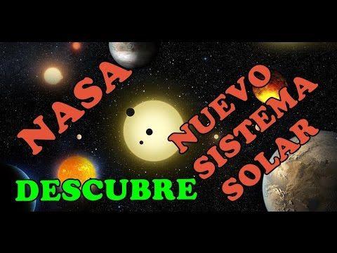 ULTIMA HORA LA NASA,  DESCUBREN SISTEMA SOLAR CON 7 PLANETAS , NASA & TRAPPIST-1 ULTIMAS  NOTICIAS - YouTube