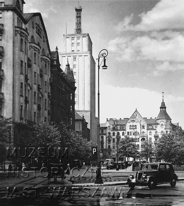 Plac Napoleona, Warszawa Fot. Udsrodmiescie.sam3.pl