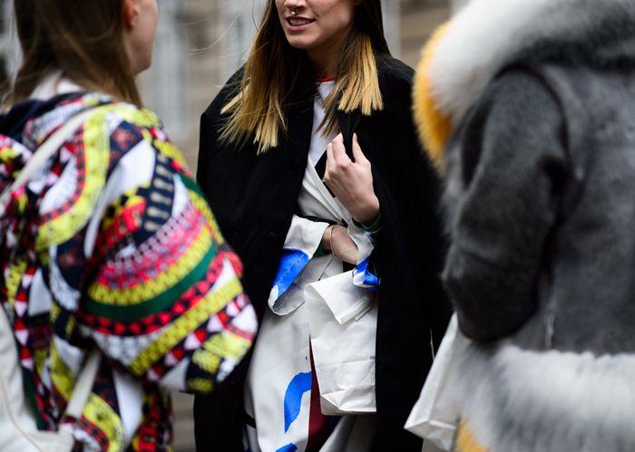 Insider Look: The Chic Women of Copenhagen Fashion Week via @WhoWhatWear