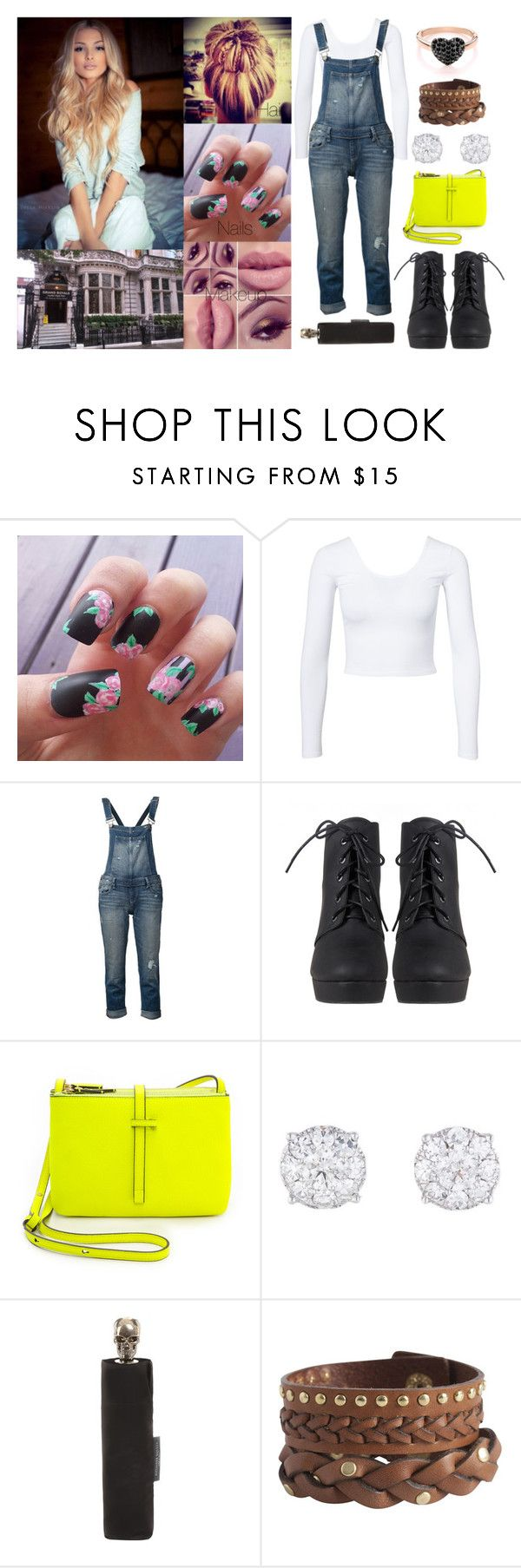 """""""Jessa's First Encounter With Perrie Edwards"""" by just-casey ❤ liked on Polyvore featuring Estradeur, Paige Denim, Annabel Ingall, Alexander McQueen and Pieces"""