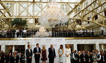 Contractors File Liens Against Trump D.C. Hotel, Claiming They Were Stiffed Out Of $5M | The Huffington Post