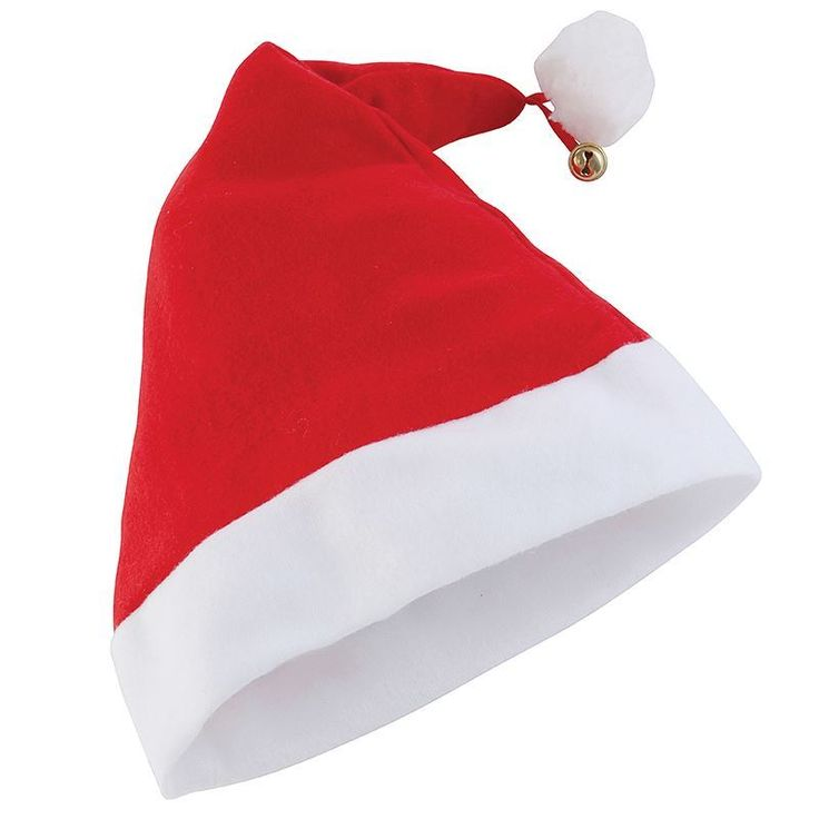 Branded Santa Hat with jingle bell is a great premium Christmas hat that's  ideal for Christmas promotions and campaigns. The Promotional Santa Hat  with bell ...