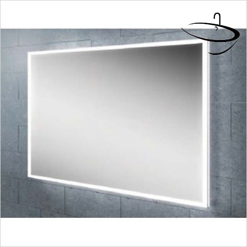 Hib bathroom mirrors globe 60 mirror 80 x 60 x for Mirror 60 x 80
