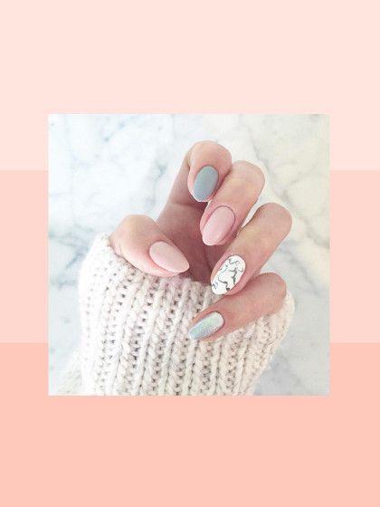 Marmoreffekt »Eine Anleitung für die Nägel – Nails♥
