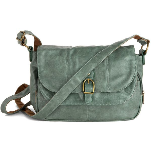 Mint Me Tonight Bag (€52) ❤ liked on Polyvore featuring bags, handbags, accessories, amy, purses, hand bags, mint green purse, mint purse, seashell purse and shell purse