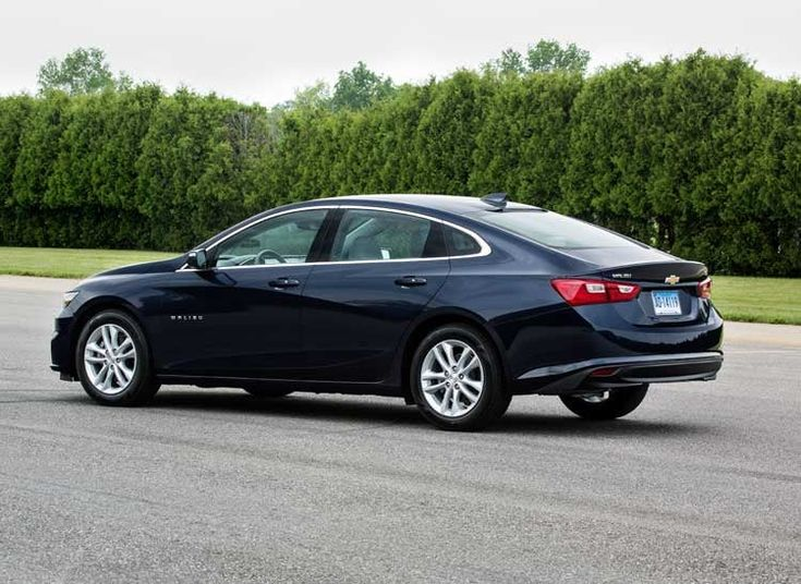 The new Chevy Malibu Hybrid earned best in-class fuel economy!