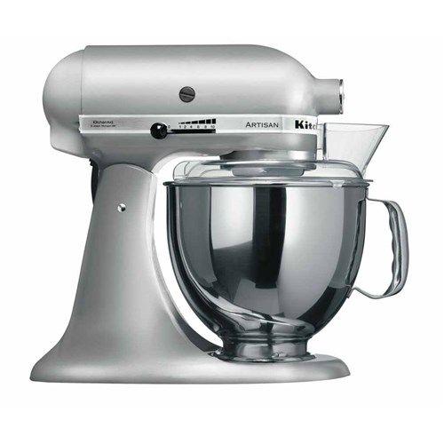 KitchenAid Artisan KSM150 Stand Mixer Contour Silver 5KSM150PSACU,    #KitchenAid,    #5KSM150PSACU,    #StandMixers