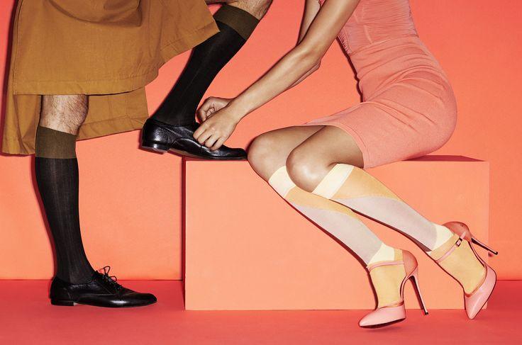 IURI, questione di calze | kalapanta.it