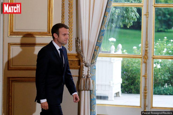 Emmanuel Macron perd 4 points dans le baromètre Ifop-Fiducial pour Paris Match et Sud-Radio. Son action est approuvée par 56% des Français (-4). Le pr...