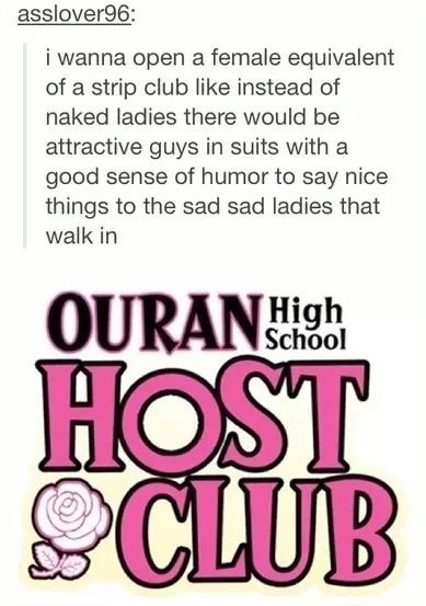 Ouran High School Host a Club || anime funny