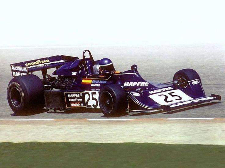 1976 GP Hiszpanii (Jarama) Williams FW 04 - Ford (Emilio Zapico)