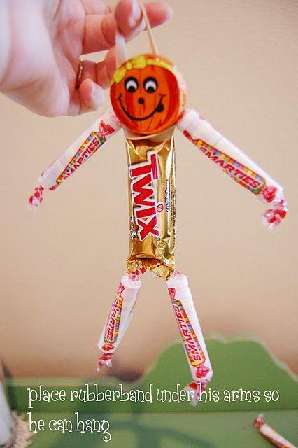 Halloween Candy Men