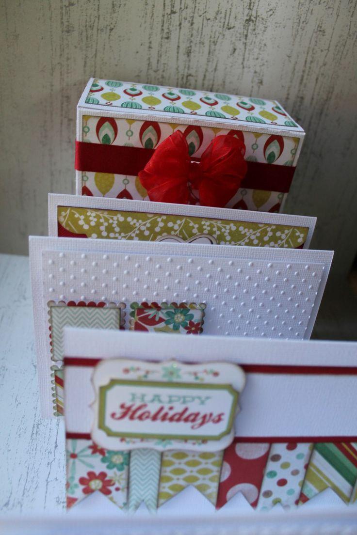 Let the Christmas preparations begin... @Kaisercraft Mistletoe!