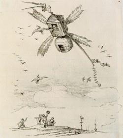 Visionaire karikaturist Grandville gehuldigd - Beeldende kunst - Cultuur - Knack.be