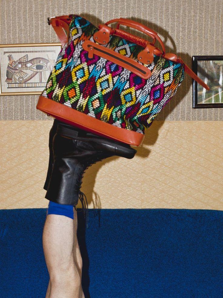 Guatemalan bag collection