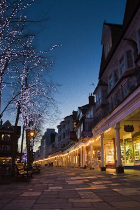 The Pantiles, Royal Tunbridge Wells, England