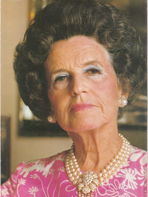 """ROSE ELIZABETH FITZGERALD KENNEDY (July 22, 1890 - January 22, 1995)  Rose stated """"It has been said, 'time heals all wounds.' I do not agree. The wounds remain. In time, the mind, protecting its sanity, covers them with scar tissue and the pain lessens. But it is never gone."""""""