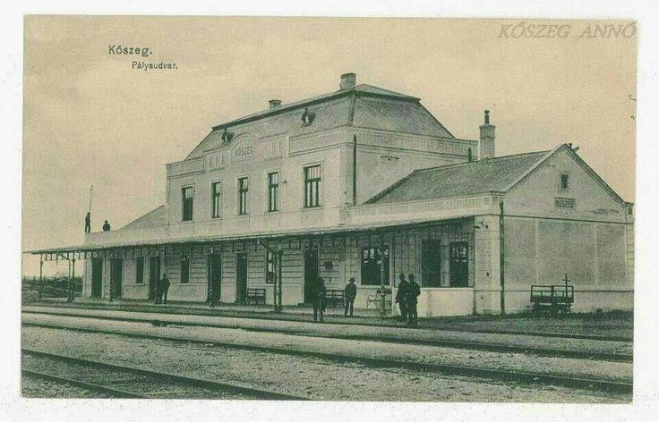 Vasút állomás