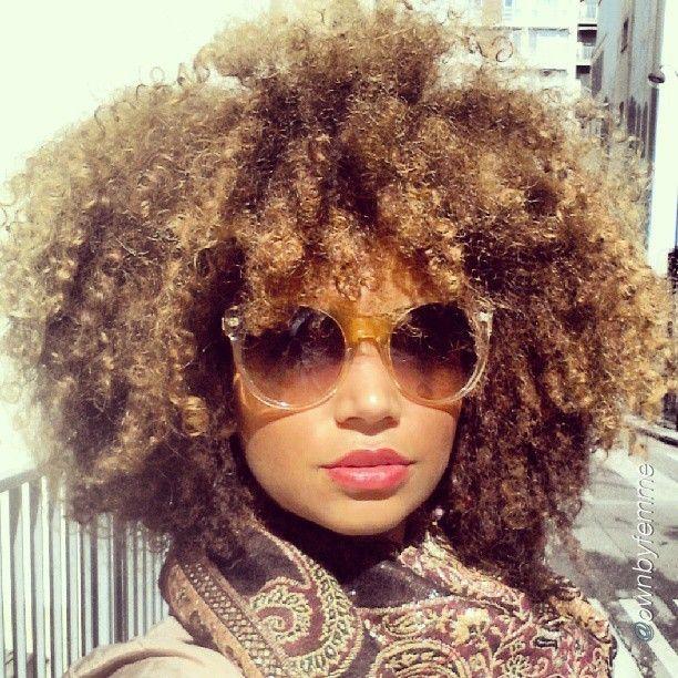 Sexy naturalmente rizado peinados Negro //  #Naturalmente #Negro #Peinados #rizado #Sexy