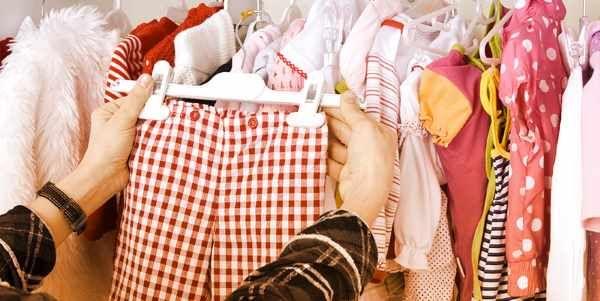 riciclo vecchi vestiti